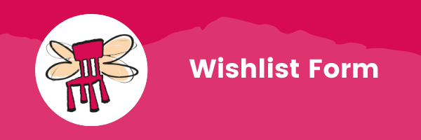 Wishlist form header with Collecteco logo