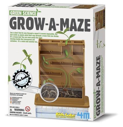 Grow-a-Maze