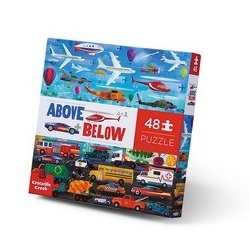 Above and Below Transportation Puzzle