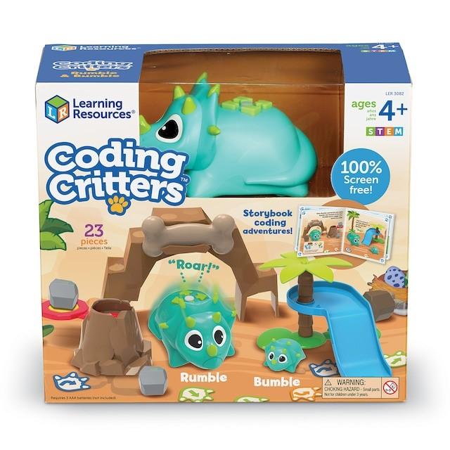 Dinosaur Coding Critter