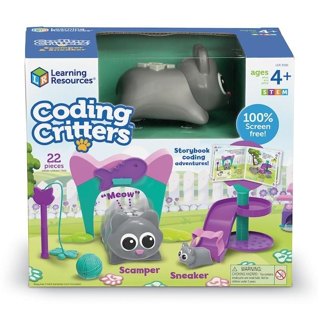 Cat Coding Critter
