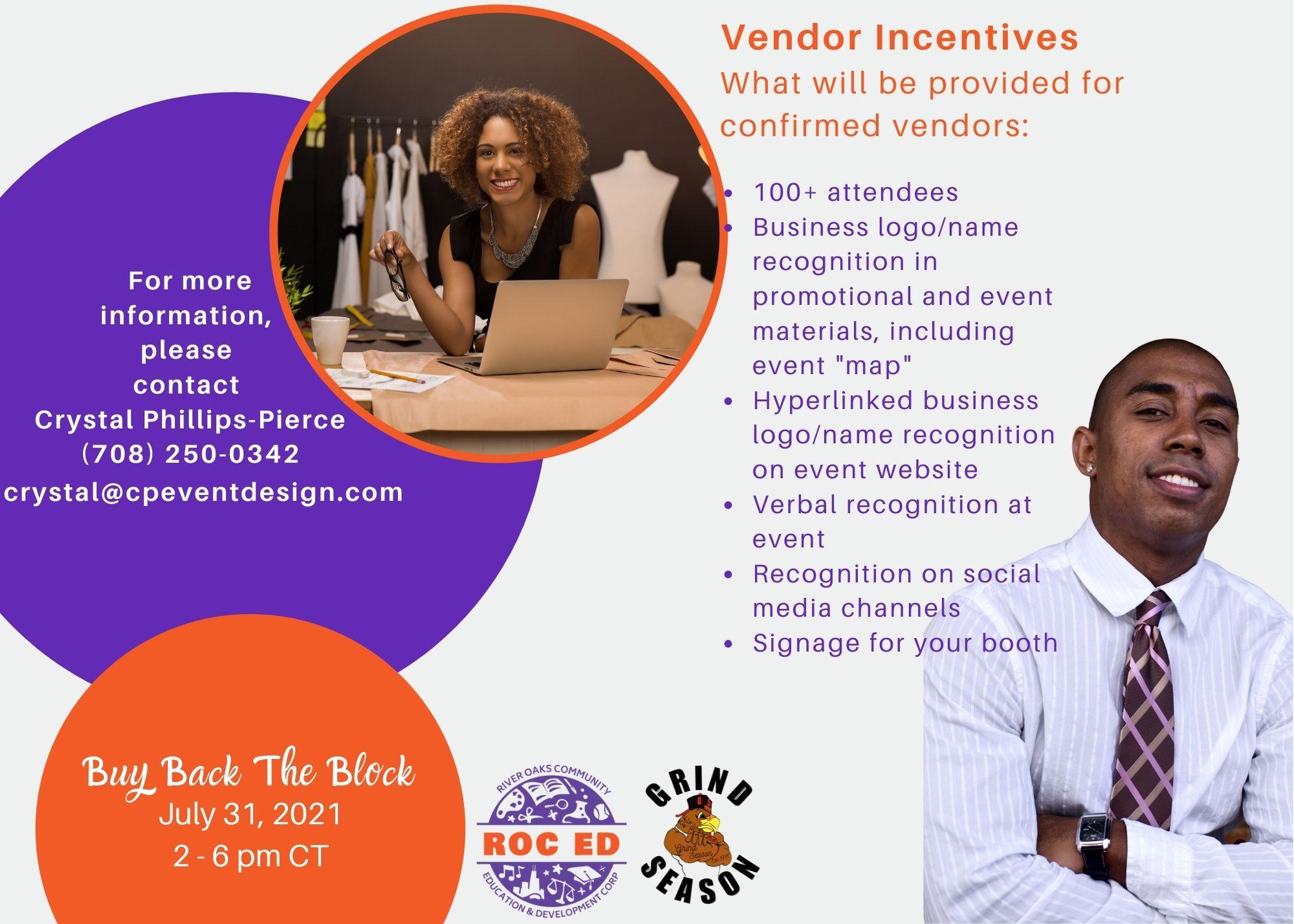 Vendor Incentives