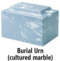 Marble Burial Urn