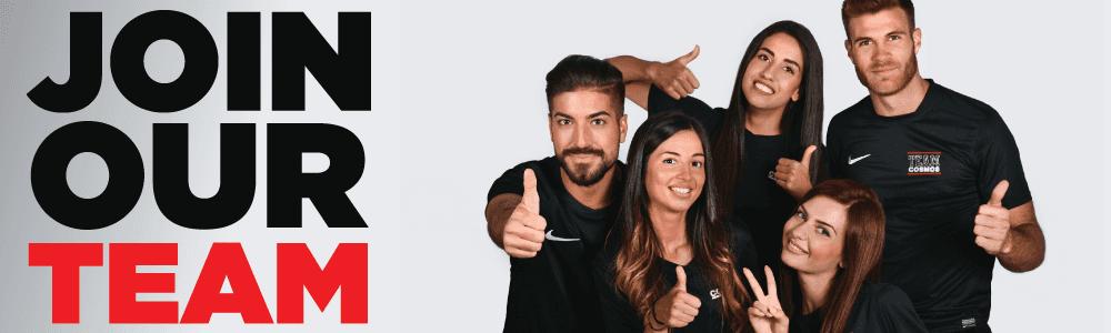 Cosmos Sport αναζητά Πωλητή/τρια ΝΕΑ ΕΡΥΘΡΑΙΑ