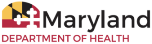 Maryland Department of Health logo
