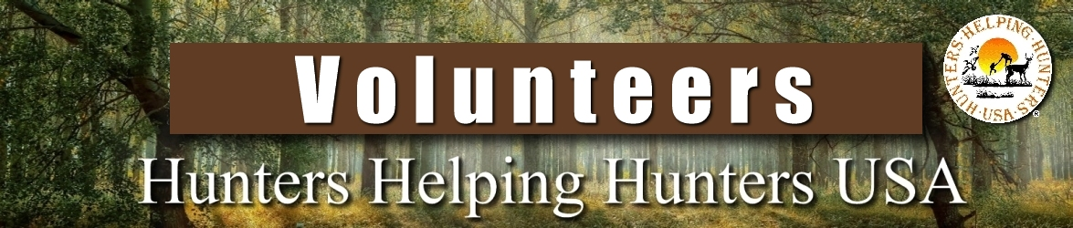 Hunters Helping Hunters USA, Inc.